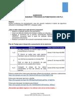 Ejercicios Automatización con PLC