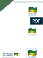 Manual Identidade Visual Minc