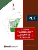 ESTUDIO DE FACTIBILIDAD PARA LA REUBICACIÓN DE VIVIENDAS EN CONDICIÓN DE RIESGO NO MITIGABLE.pdf