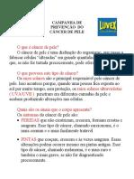 Comunicado Luvex