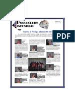 Boletín 2006 2007