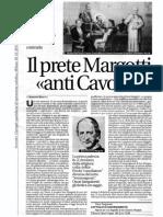 R. Beretta - Il prete Margotti Anti-Cavour