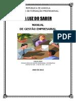 Manual de gestão empresarial