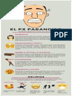 El px Paranoide
