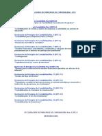 DECLARACIONES DE PRINCIPIOS DE CONTABILIDAD
