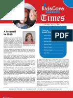 KCT Newsletter January 2011