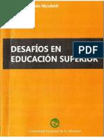 Desafíos en educación superior Síntesis del conectivismo para la educacion.pdf