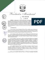 498-2018-In (Aprobar Directiva 03-2018-In Lineamiento Sectorial Vecindario Seguro)