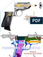 Forensic Ballistic for Review