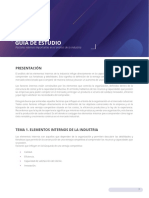 03. Factores internos importantes en el análisis de la industria