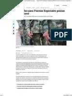 Visores nocturnos comprados para las Fuerzas Especiales ponían en riesgo la vida de uniformados - Delitos - Justicia - ELTIEMPO.COM