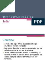 The last Maharajas[1]