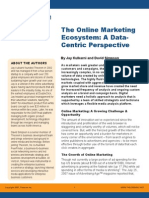 The Online Marketing Ecosystem