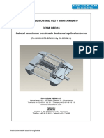 Manual SKIMMER DBD16