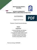 DIAGRAMA DE POURBAIX EJERCICIOS
