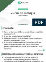 Aula de biologia