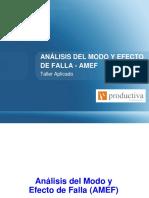 PRODUCTIVA - AMEF