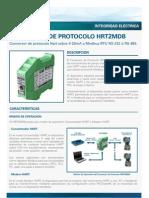 HRT2MDB_datasheet_es
