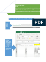Demand Forecasting Excel by Fathi Matbaq