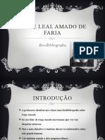 Jorge Leal Amado De Faria