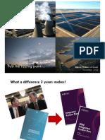 Australia's Energy Transition