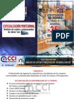 ANÁLISIS DE COSTOS Y PRESUPUESTOS CON S10-1