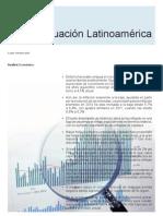 Informe America Latina - 4to Trimestre 2010