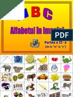 Alfabetul in imagini II Cls II.pps