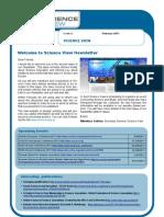 SV Newsletter, Issue 2