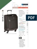 333AmazonBasics - Maleta blanda con ruedas giratorias, 54 cm, para equipaje de mano, Negro_ Amazon.es_ Equipaje