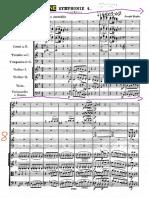 ANALISI SU PARTITURA 1° MOVIMENTO Sinfonia 94 Hydn