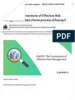 HAZOP_ The Cornerstone of Effective Risk Management _ Process Street _ Checklist, Workflow and SOP Software.pdf
