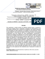 Artigo Científico - Atividade bactericida da copaíba
