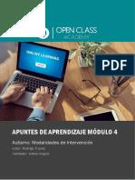 TEA - APUNTE DE APRENDIZAJE M4