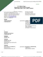 AVERY DENNISON CORPORATION v. MARSH & MCLENNAN COMPANIES, INC. et al Docket