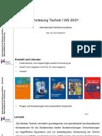 Werkstofftechnik IFK 1 4