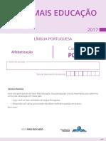 Alfabetização _ Língua Portuguesa