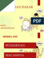3.2 Model OSI