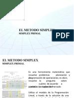 1METODOLOGIA SIMPLEX