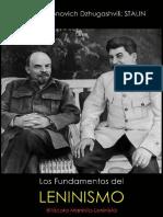 Iósif Stalin; Fundamentos del leninismo, 1924.pdf