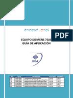 Guía de Aplicación Siemens 7SJ85 MT 20200326