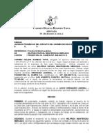 DEMANDA LABORAL POR SALARIOS Y PRESTACIONES SOCIALES
