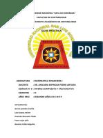 MATEMATICA FIANACIERA  GUIA DE PRACTICA 9