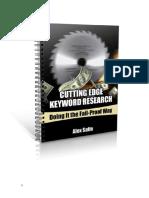 Safie A. - Cutting edge keyword research  - libgen.lc