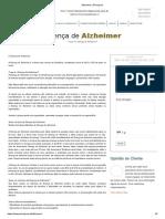 Alzheimer _ Pluriapoio