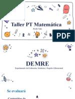 Taller PT
