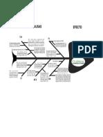 aplicación de espina de pescado en PESV