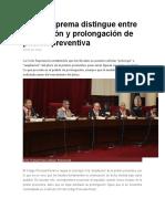 Corte Suprema distingue entre ampliación y prolongación de prisión preventiva.docx
