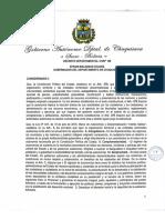 Decreto Departamental 128