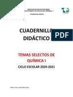 CUADERNILLO SEGUNDO PARCIAL DE TSQ 1